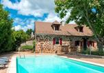 Location vacances Perpezac-le-Blanc - Beautiful Holiday Home in Teillots France with Swimming Pool-2