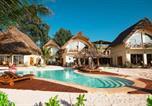 Hôtel Jambiani - Clove Island Villas