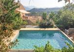 Location vacances Muro - Two-Bedroom Holiday Home in Montegrossu-1