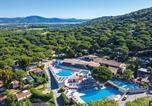 Camping avec Piscine Saint-Tropez - Camping Parc Saint James Gassin - Parc Montana -1