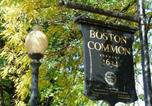 Location vacances Boston - Luxury Beacon Hill 1 Bedroom Apartment with Deck in Boston-2