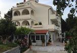 Location vacances Rab - Apartments Petar-1