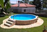 Location vacances Barban - Spacious Holiday Home in Barban Croatia with Pool-1