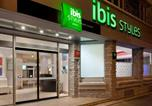 Hôtel Melle - Ibis Styles Centre Niort-1