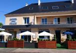 Hôtel Blosville - Hotel de la Plage-1