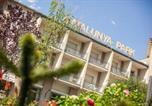 Hôtel Llanars - Hotel Catalunya Park-3