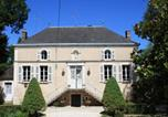 Hôtel Courgis - L'Ecrin du Serein-1