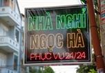 Hôtel Hải Phòng - Ngọc Hà Motel-3