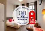 Hôtel Berlin - Meininger Hotel Berlin Mitte-1