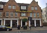 Hôtel Newmarket - The White Hart Newmarket by Marston's Inns