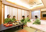 Hôtel Osaka - Yamatoya Honten Ryokan Osaka-2