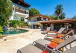 Location vacances Potrero - Luxury ocean-view Flamingo home with pool - upstairs apartment and party deck-3