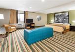 Hôtel Bloomington - Super 8 by Wyndham Bloomington Normal-4
