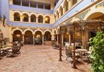 Hôtel Cáceres - Hotel Ilunion Mérida Palace-2