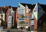 Location vacances Cuxhaven - Ferienwohnung Marina Cux-1