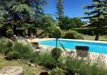 Location vacances Le Cros - Gites du Caylar - Chambres-4