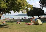 Camping Hongrie - Happy Camp mobile homes in Balatontourist Füred Camping & Bungalows-1