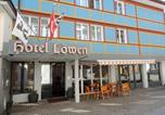 Hôtel Eichberg - Hotel Löwen-2