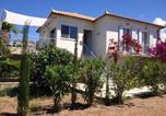 Location vacances Αύλωνας - Six-Bedroom House With Terrace Ionian Sea View-1