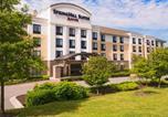 Hôtel Richmond - Springhill Suites Richmond Northwest-1