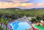 Camping 5 étoiles Roquebrune-sur-Argens - Tour Opérateur sur camping Holiday Green