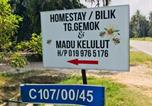 Location vacances Mersing - Homestay Tg Gemok-2