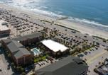 Hôtel Galveston - Beachfront Palms Hotel-4