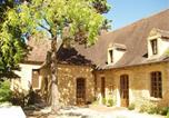 Location vacances Thonac - House with 5 bedrooms in Plazac with private pool furnished garden and Wifi-3