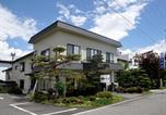 Hôtel Matsumoto - Ryokan Seifuso-1