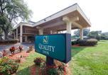 Hôtel Jacksonville - Quality Inn Orange Park Jacksonville-1