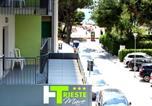 Hôtel Province d'Udine - Hotel Trieste Mare-1