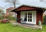 Location vacances Gråsten - Hyggelig 2 personers hytte på Rinkenæshus Camping-1