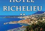 Hôtel Alpes-Maritimes - Hôtel Richelieu-1