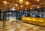Hôtel Stallikon - Fifa Hotel Ascot-2
