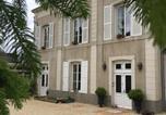 Hôtel Saint-Maurice-la-Fougereuse - Villa des Glycines-3