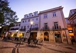 Hôtel Setúbal - De Pedra e Sal Hostel & Suites-1