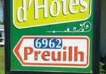 Hôtel Saint-Paul-en-Born - Preuilh-2