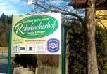 Location vacances Greisdorf - Gasthof und Pension Rohrbacherhof-1
