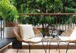 Location vacances Tel Aviv - Florentin New Stylish Apt - w/Balcony-3