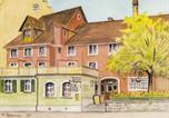 Hôtel Bregenz - Hotel Gasthof Inselgraben garni-1