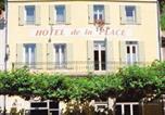 Hôtel Alpes-de-Haute-Provence - Hôtel de la Place-1
