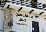 Hôtel Province de l'Aquila - Genziana B&B E Camping Il Vecchio Mulino-1
