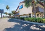 Hôtel Tampa - Rodeway Inn Tampa Busch Gardens-1