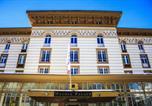 Hôtel Sils im Engadin/Segl - Maloja Palace Residence Engadin-St Moritz Co2-Neutral-3