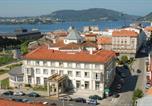 Hôtel Ortigueira - Parador de Ferrol-1