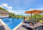 Location vacances Mae Nam - Dhevatara Residence Sea View Villas-1
