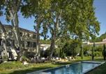 Hôtel 4 étoiles Valliguières - La Bastide de Boulbon-4