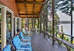 Location vacances Coeur d'Alene - Waterfront Hayden House w/ Private Deck & Dock!-2