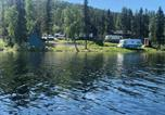 Camping Suède - Northern Light Camp-4