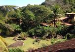 Hôtel Ilhabela - Suíte na Casa do Baobá.-1